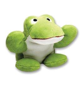 Happy Pet Big Buddie Fritz The Frog Dog Toy