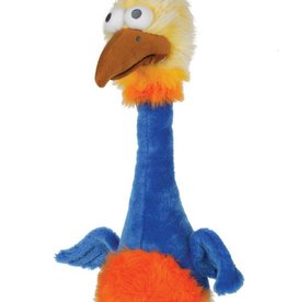 Happy Pet Bird Brain Ostrich Dog Toy
