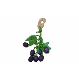 Happy Pet Critters Choice Small Animal Toy Grape Nibbler