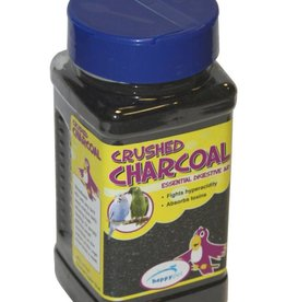 Happy Pet Crushed Charcoal for Birds 250g