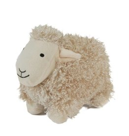 Happy Pet Curly Pet Sheep Dog Toy