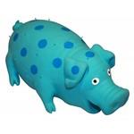 Happy Pet Latex Honking Pig Dog Toy