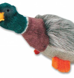 Happy Pet Migrator Mallard Plush Dog Toy