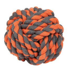 Happy Pet Nuts for Knots Rope Extreme Ball Dog Toy