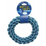 Happy Pet Nuts For Knots Rope Ring Small Dog Toy