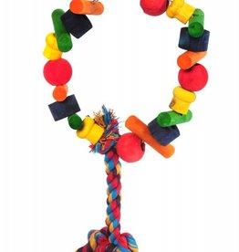 Happy Pet Parrot Toy Cartwheel
