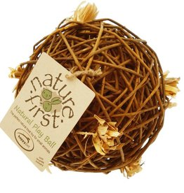 Happy Pet Willow Treat Ball for Small Animals