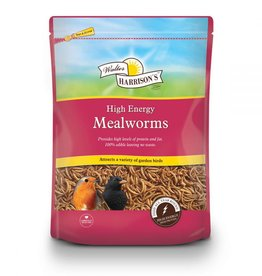Harrisons High Energy Mealworm Pouch for Wild Birds