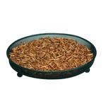 Harrisons Metal Ground Feeding Tray 22cm