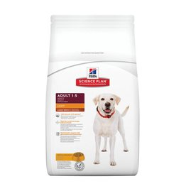Hill's Science Plan Canine Adult Light Large Breed Chicken Dry Dog Food 12kg