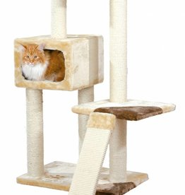 Trixie Almeria Cat Scratching Post, Beige & Brown, 106cm