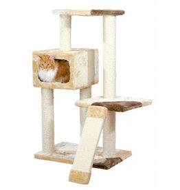 Trixie Almeria Cat Scratching Post, Beige & Brown, 106cm