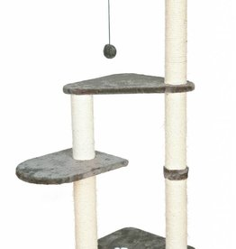 Trixie Altea Cat Scratching Post, Grey, 117cm