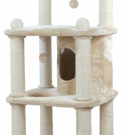 Trixie Belinda Cat Scratching post, Beige, 140 cm