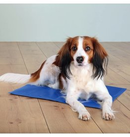Trixie Cooling Mat in Blue