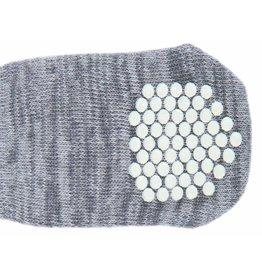 Trixie Anti-slip Grey Dog Socks, 2 pack