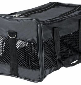 Trixie Ryan Polyester Black Pet Carrier, 26 x 27 x 47cm