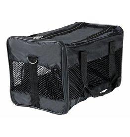 Trixie Ryan Polyester Black Pet Carrier, 26 x 27 x 47cm