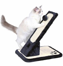 Trixie Cat Scratching Board, Black & Cream, 42cm