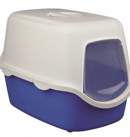 Trixie Vico Cat Litter Tray with Dome, 40 x 40 x 56cm