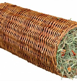 Trixie Wicker Tunnel for Guinea Pigs 15 x 33cm 110g