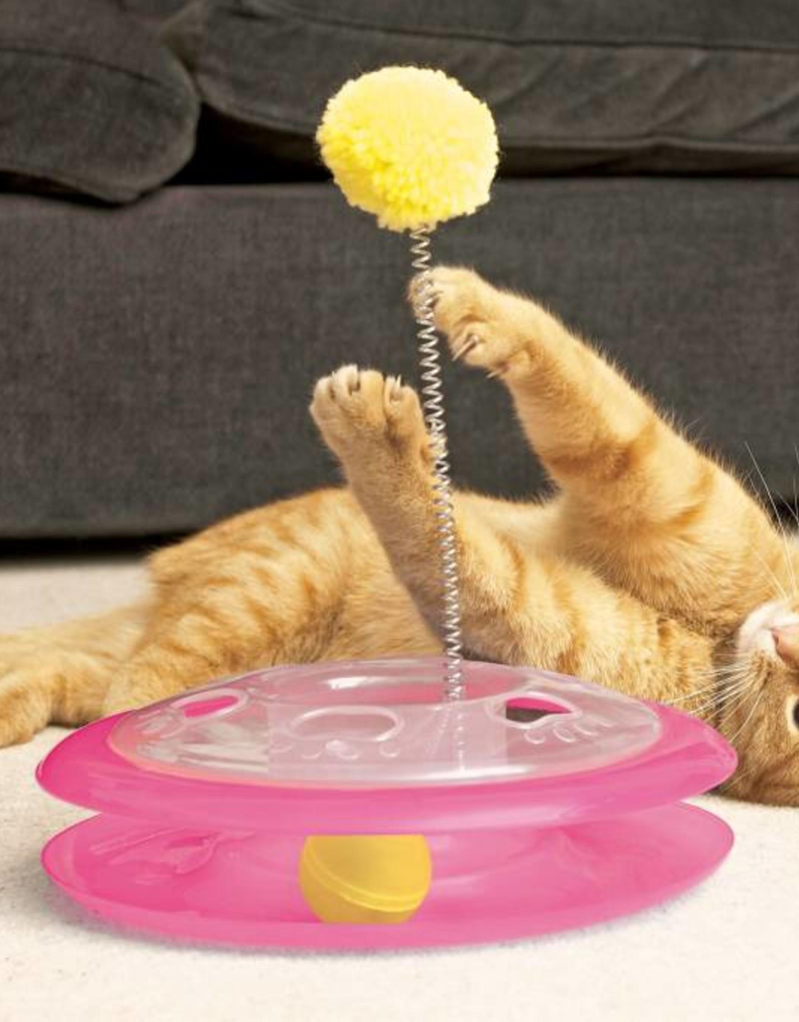Ancol Acticat Plastic Cat Playground