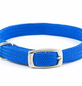 Ancol Heritage Nylon Softweave Dog Collar, Blue