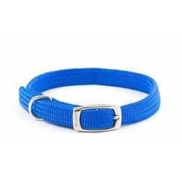 Ancol Heritage Nylon Softweave Dog Collar, Blue