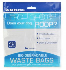 Ancol Bio-degradable 40 Bags