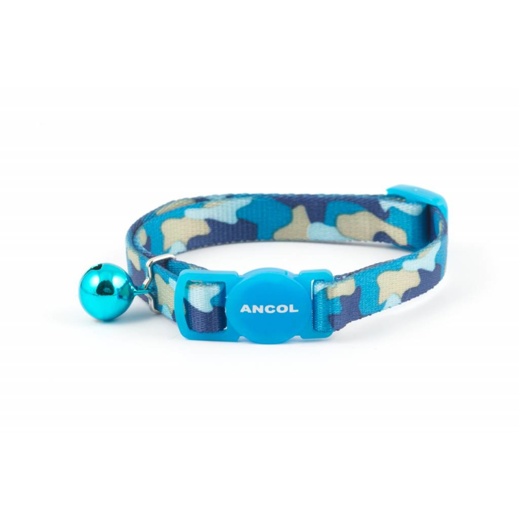 Ancol Camouflage Cat Collar