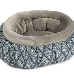 Ancol Cat Cuddler Fleece Cat Bed