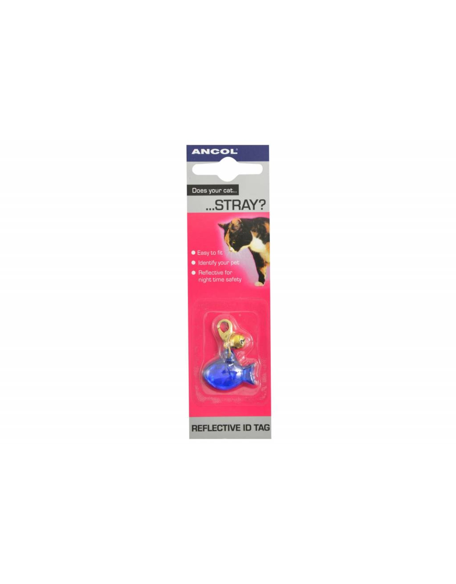 Ancol Cat Reflective Tags