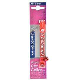 Ancol I Am Microchipped Collar