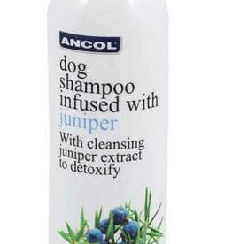Ancol Luxury Dog Shampoo infused with Juniper, Detoxify 250ml