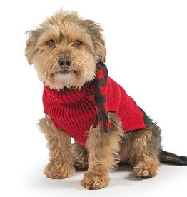 Ancol Red Dog Jumper with Scarf TBD 2020