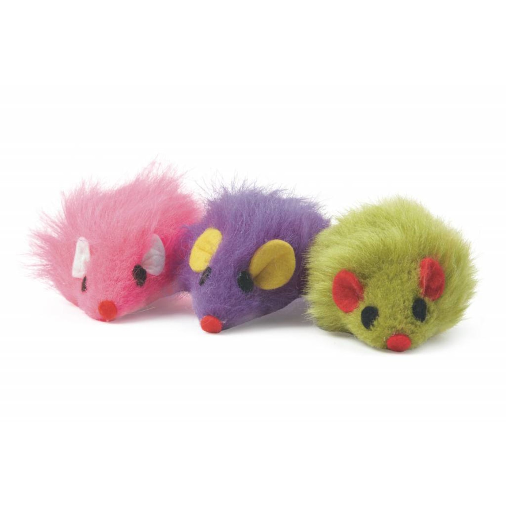 Ancol Colourful Mouse Cat Toy