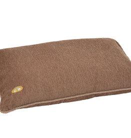 Gor Pets Divani Comfy Cushion Bed, Mocha
