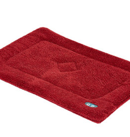 Gor Pets Sherpa Cage Mat, Wine