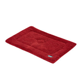 Gor Pets Sherpa Cat & Dog Cage Mat, Wine