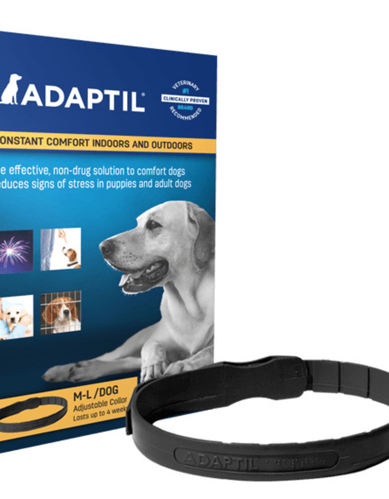 Adaptil Calm On‑The‑Go Collar Puppy & Small Dogs, 45cm