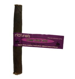Anco Naturals Deer Hide Roll Dog Treats