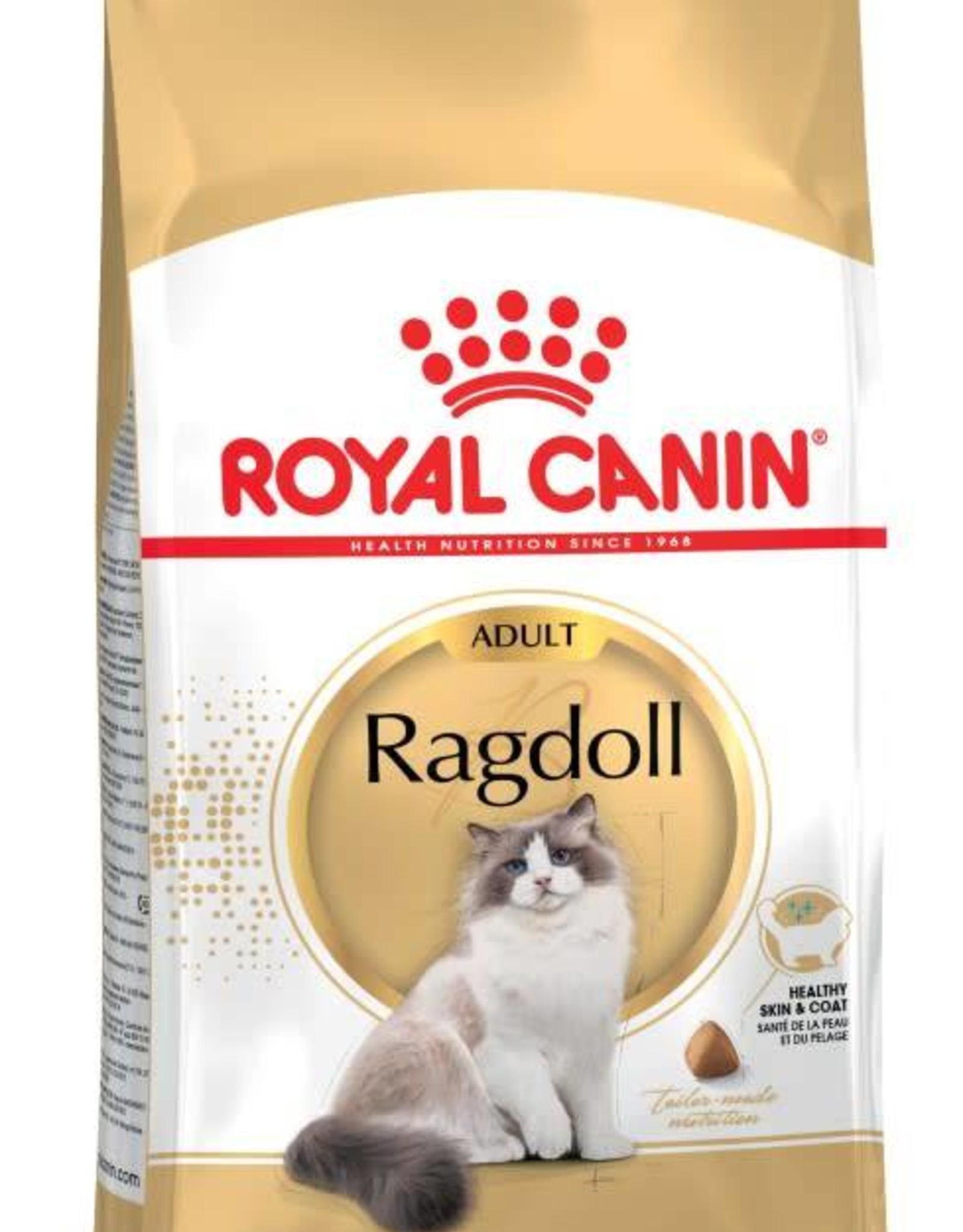 Royal Canin Ragdoll Adult Cat Dry Food, 2kg