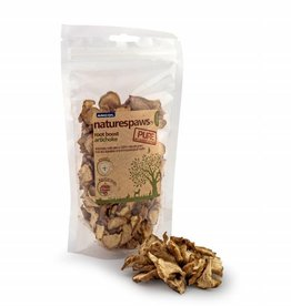 Ancol Nature's Paws Root Boost 100% Artichoke Small Animal Treats 100g
