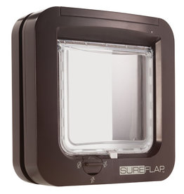 SureFlap Microchip Cat Flap, Brown