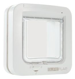 SureFlap Microchip Cat Flap, White