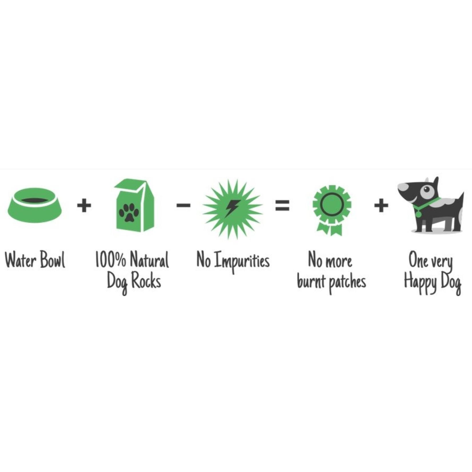 Dog Rocks Dog Rocks 100% Natural, stop urine burn on lawn