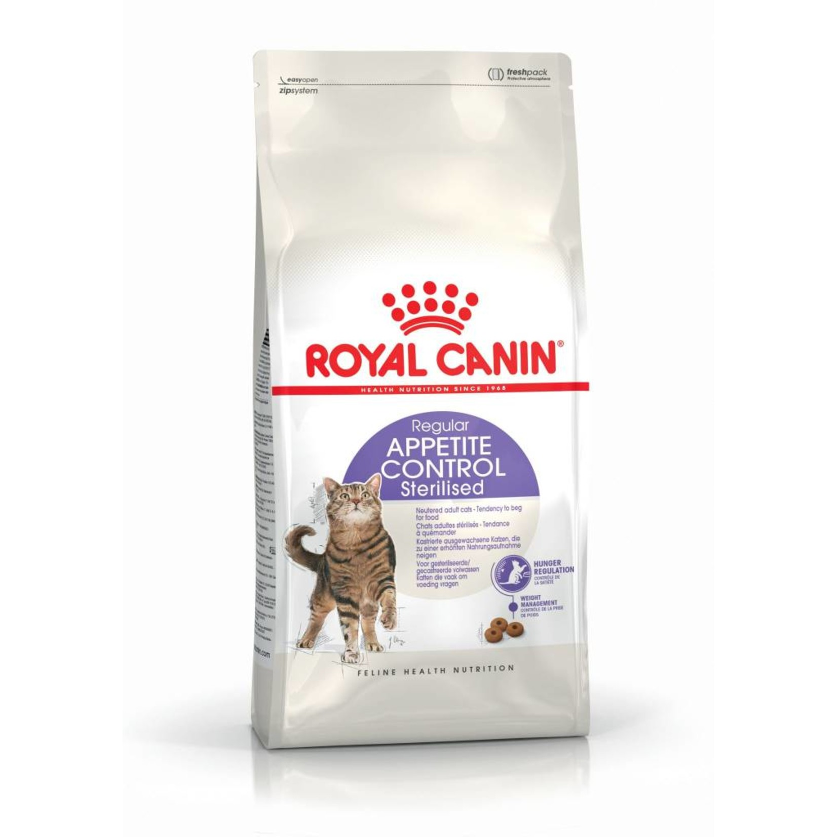Royal Canin Appetite Control Sterilised Adult Cat Dry Food
