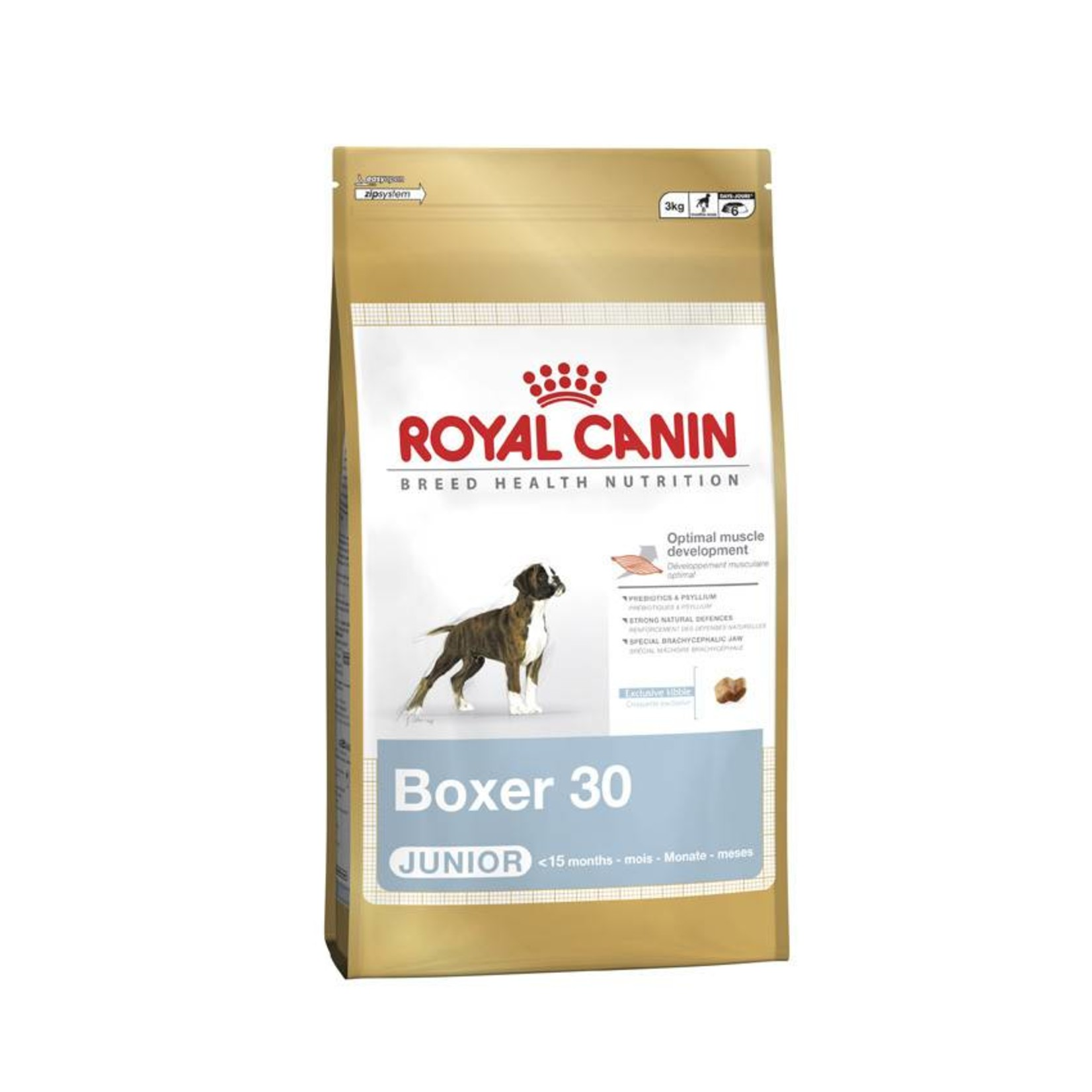 Royal Canin Boxer Junior Dog Dry Food