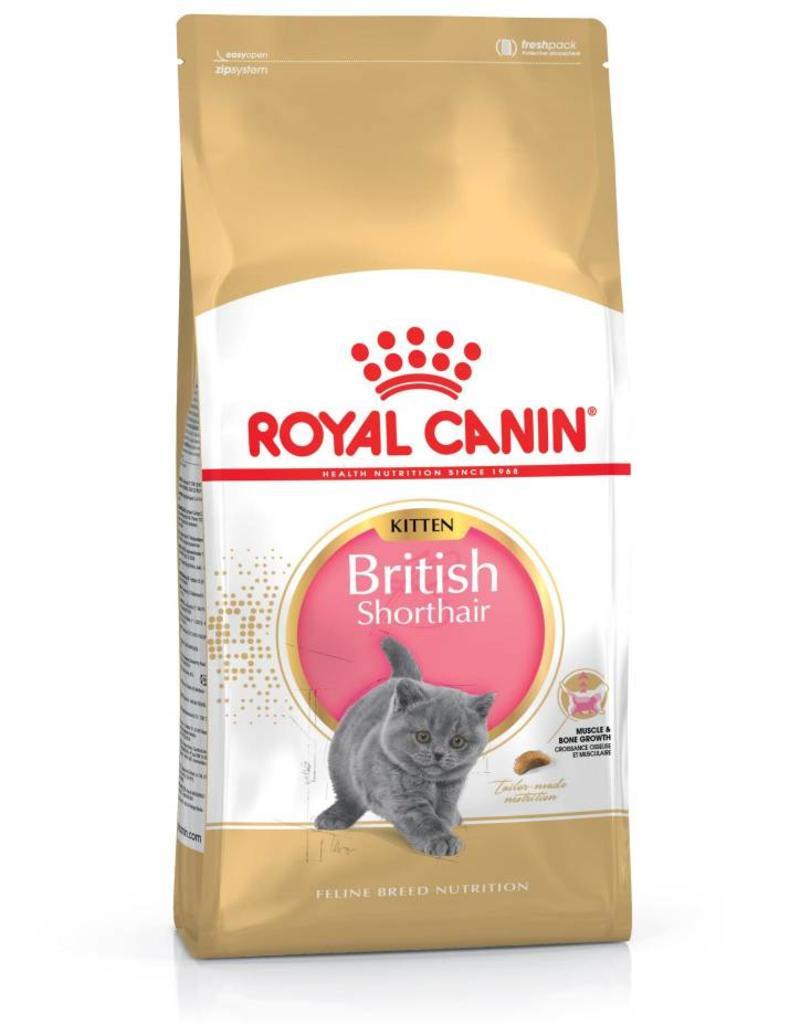 Royal Canin British Shorthair Kitten Food