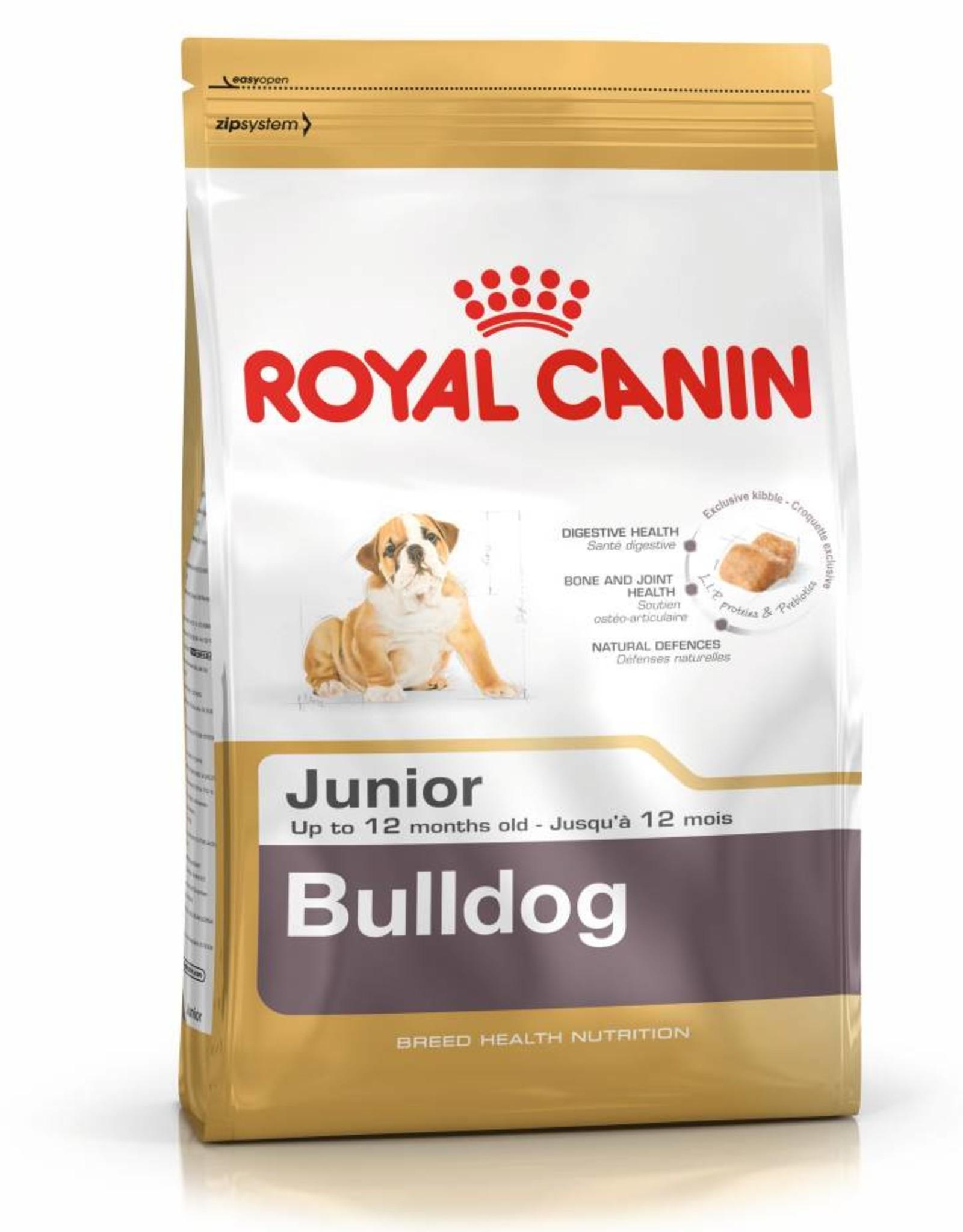Royal Canin Bulldog Puppy Dog Food